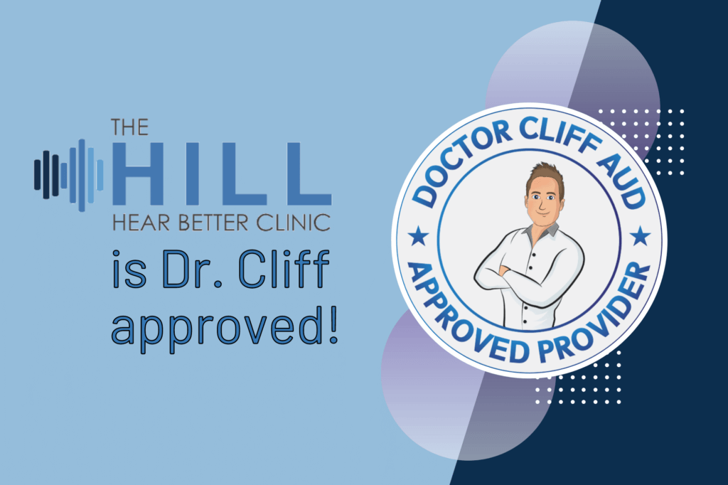 The Dr. Cliff Approved Provider Network